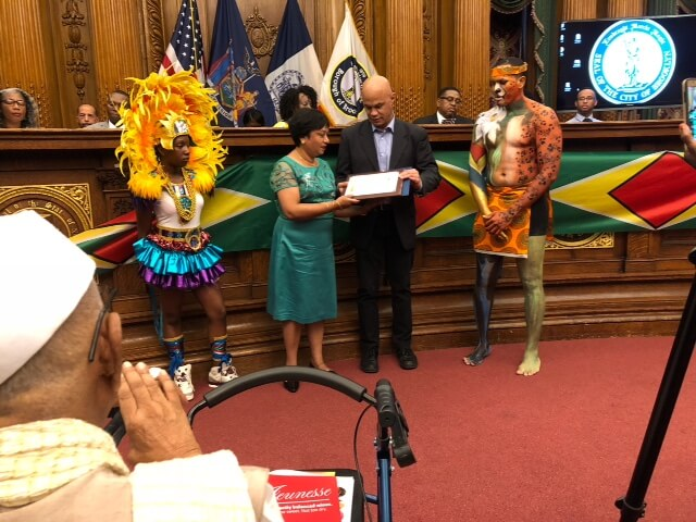 Guyana Cultural Association of New York